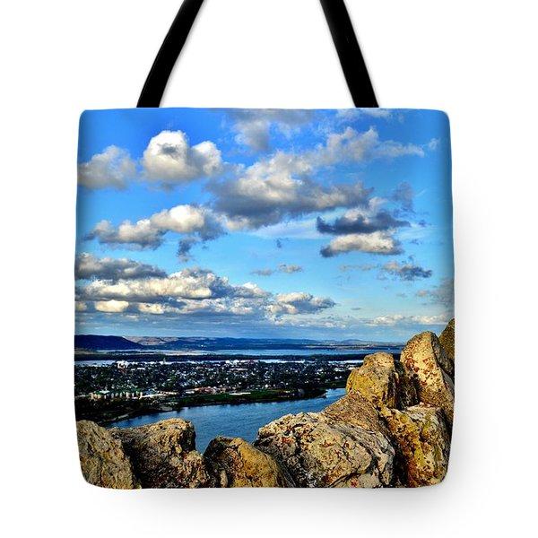 Garvin Heights Tote Bag