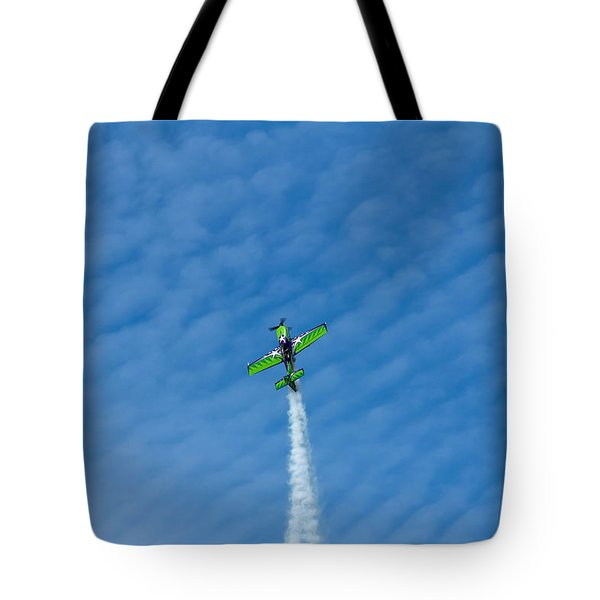 Gary Ward Taking His Mx2 To Great Heights Tote Bag