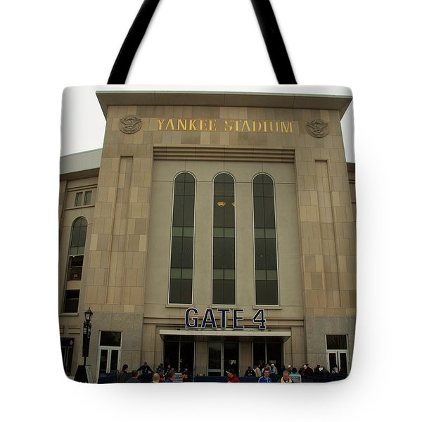 Gate 4 Tote Bag