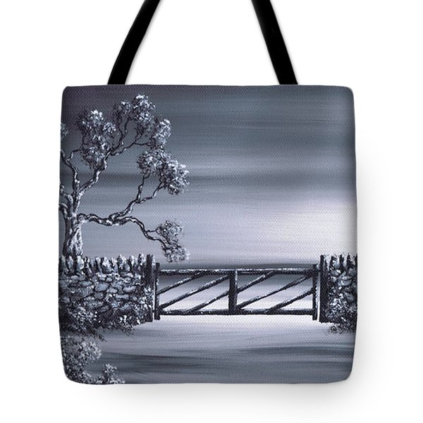 Gateway 2 Tote Bag by Kenneth Clarke