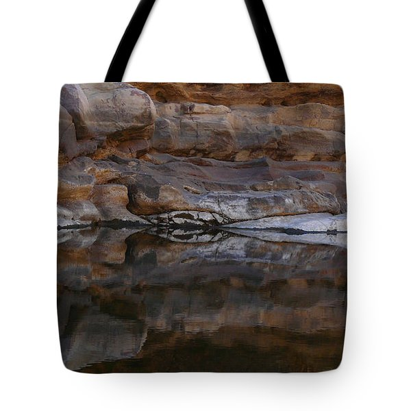 Tote Bag featuring the photograph Gateway by Evelyn Tambour