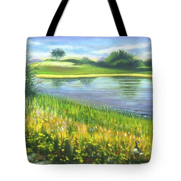 Gateway National Park Tote Bag
