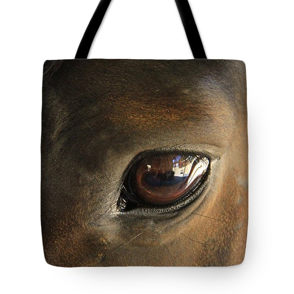 Gateway To A Horses Soul Tote Bag