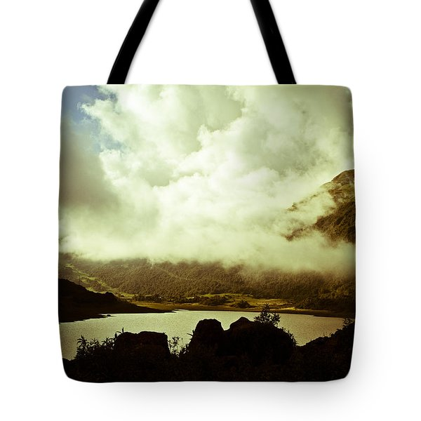 Gathering Clouds  Tote Bag
