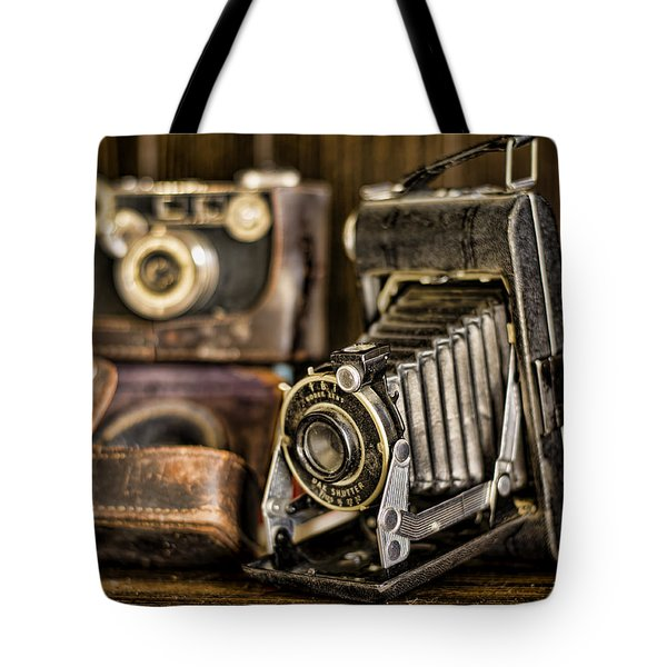 Gathering Dust Iv Tote Bag by Heather Applegate