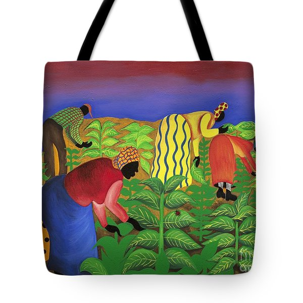 Gathering Precious Waves Tote Bag