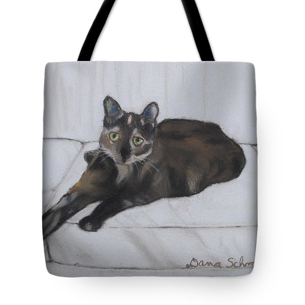 Gatsby The Cat Tote Bag