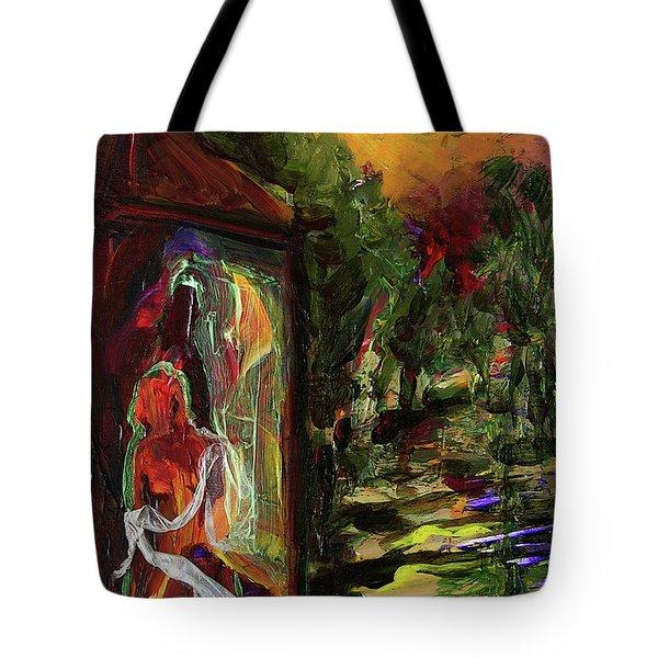 Gauguin's Polynesia  Tote Bag