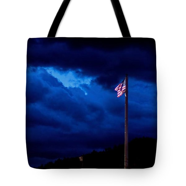 Gave Proof Through The Night That Our Flag Was Still There. Tote Bag