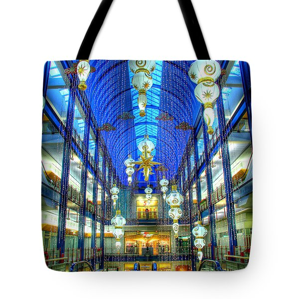 Gaviidae Common Architecture Tote Bag
