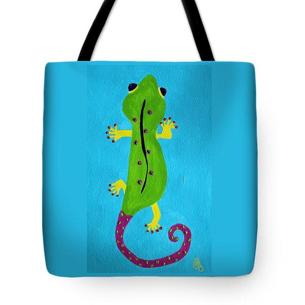 Gecko Gecko Tote Bag