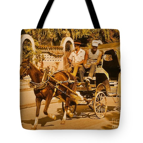 Gee Haw Tote Bag by John Malone