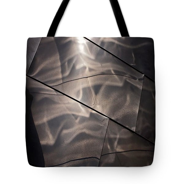 Gehry Magic Tote Bag