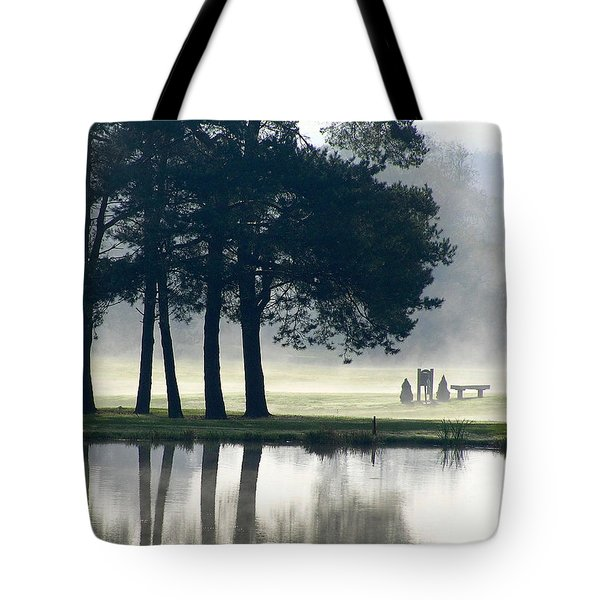 Genegantslet Golf Club Tote Bag