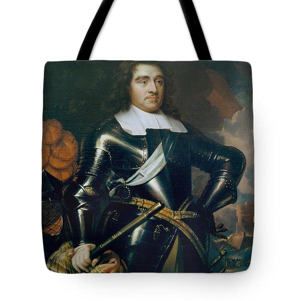 General George Monk 1st Duke Tote Bag by Samuel Cooper