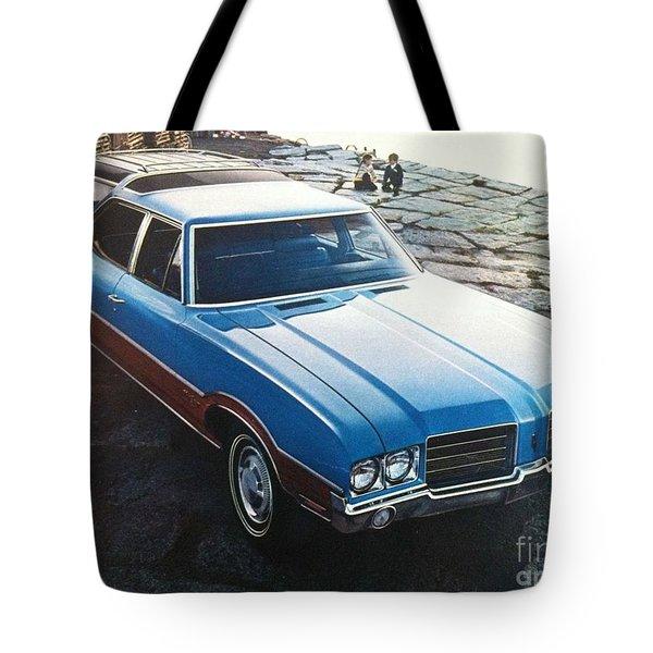 General Motors Posters Tote Bag