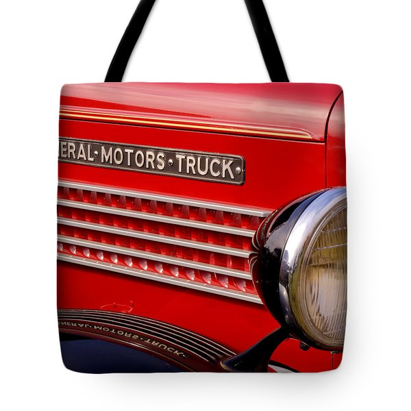 General Motors Truck Tote Bag