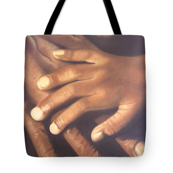 Generation To Generation Tote Bag