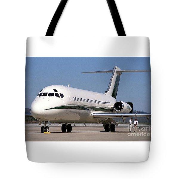 Generic D C 9 Tote Bag