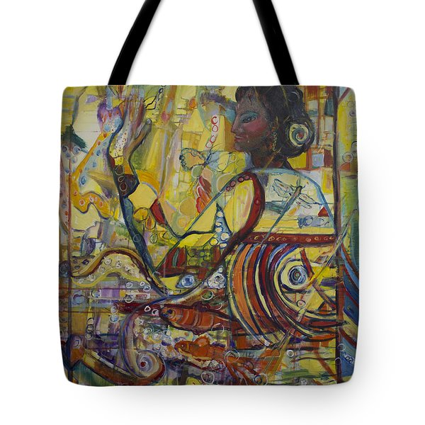 Genes Tote Bag by Avonelle Kelsey
