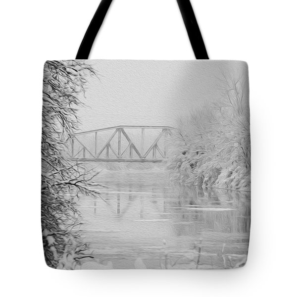 Genesee River Tote Bag