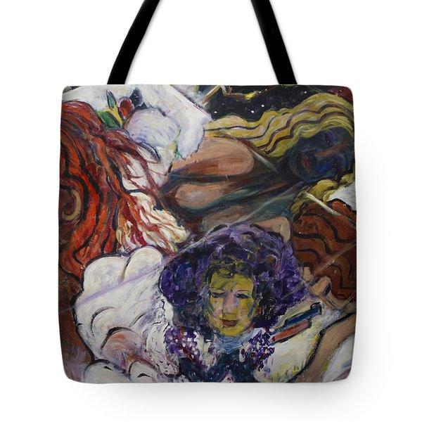 Genesis Tote Bag by Avonelle Kelsey