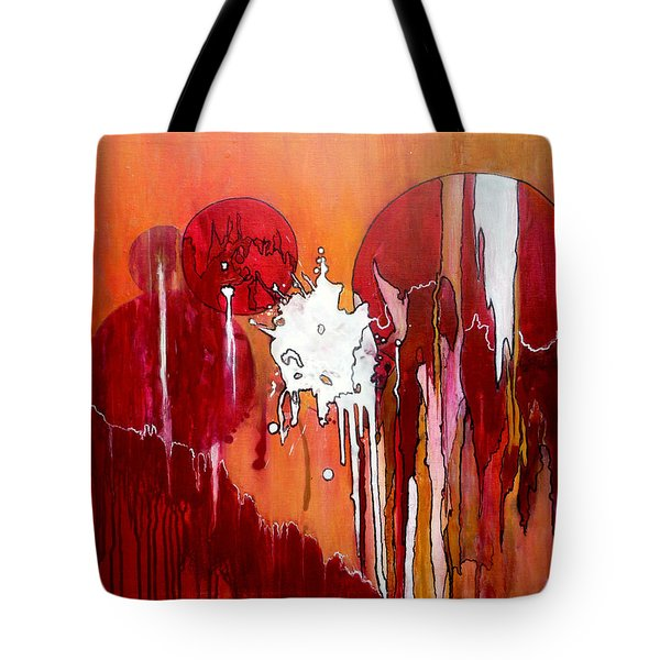 Genesis - Love At First Sight Tote Bag