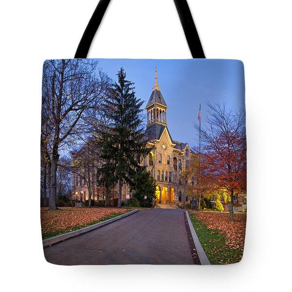 Geneva College Tote Bag