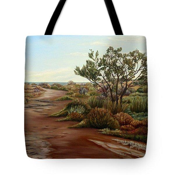 Genoveses' Walk Tote Bag