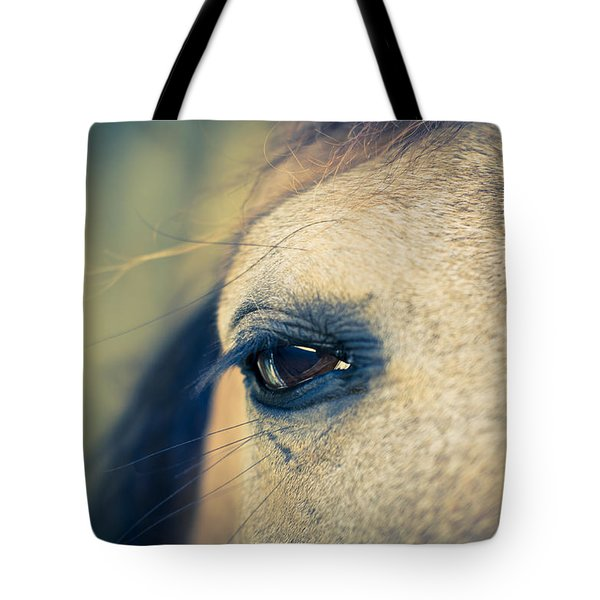 Gentle Eye Tote Bag