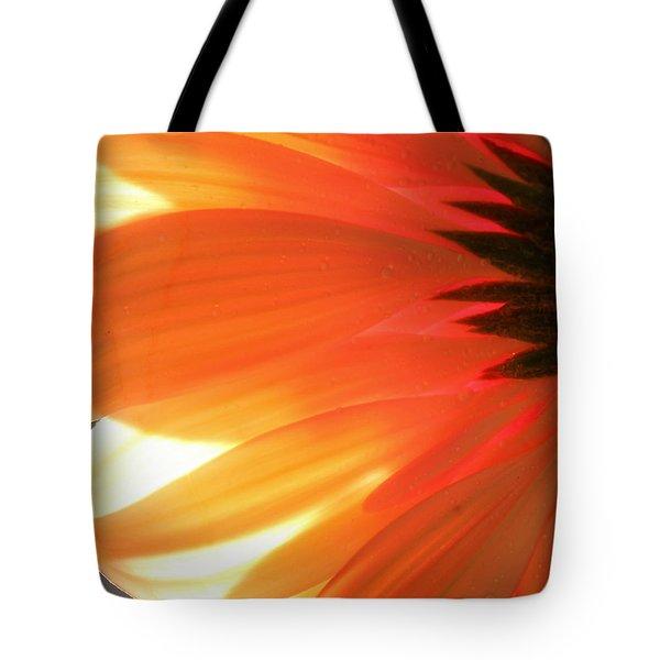 Gentle Flame Tote Bag