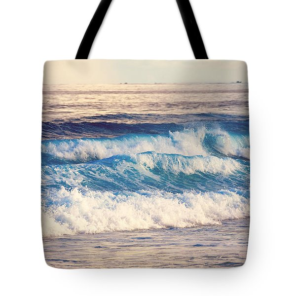 Gentle Light  Tote Bag