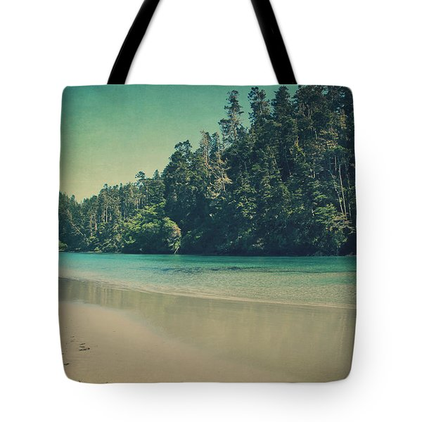 Gentle Musings Tote Bag by Laurie Search