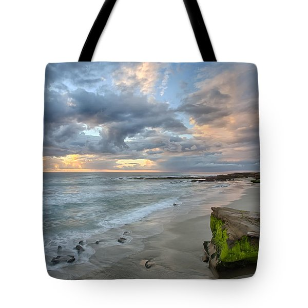 Gentle Sunset Tote Bag