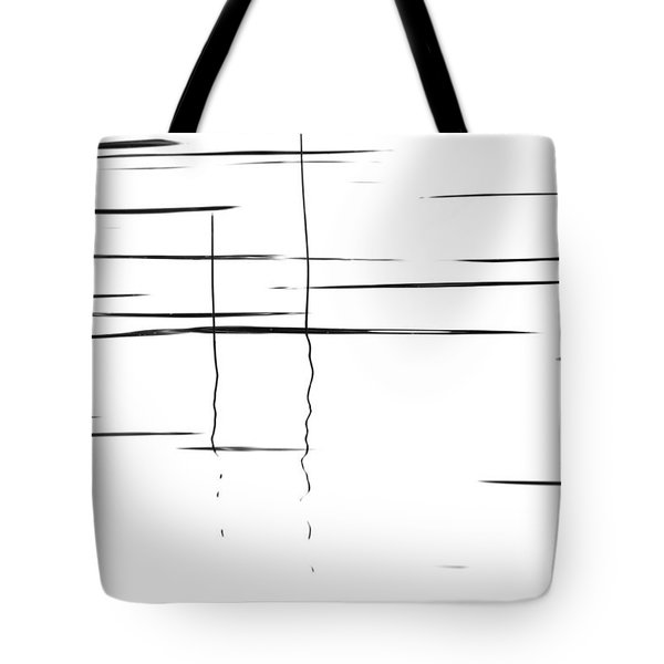 Gentle Waves Tote Bag by Andrea Kollo