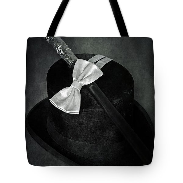 Gentleman Tote Bag by Joana Kruse