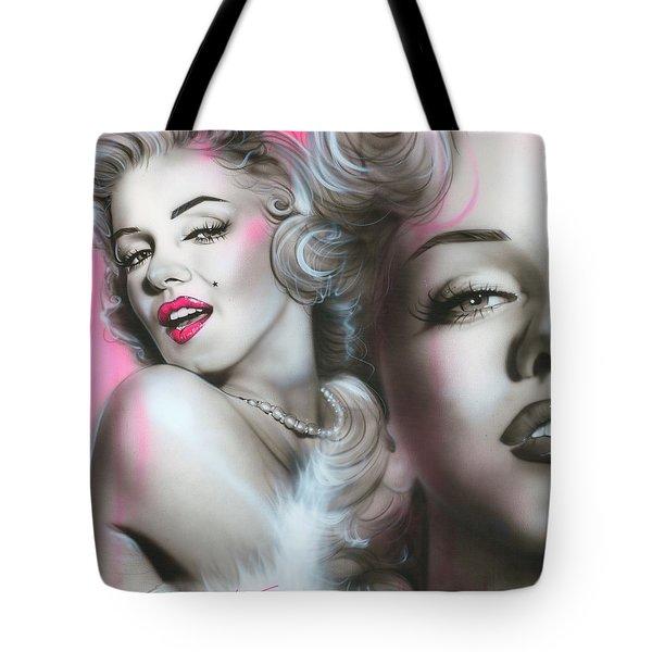Gentlemen Prefer Blondes Tote Bag