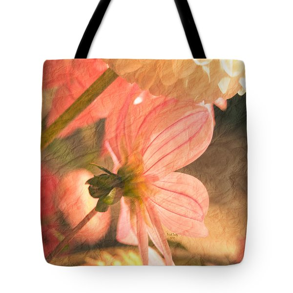 Gentleness Tote Bag