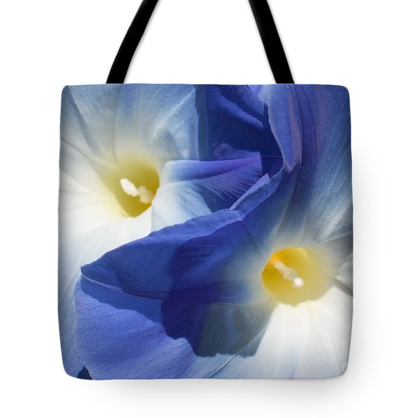 Gently Unfolding Tote Bag