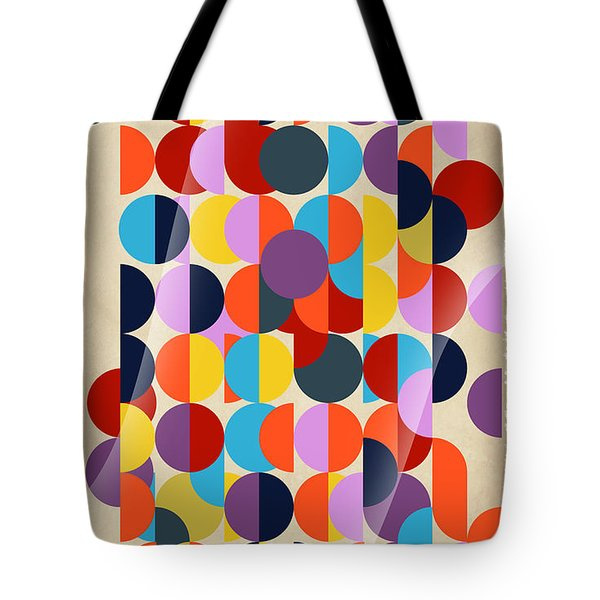 Geo Geo  Tote Bag by Mark Ashkenazi