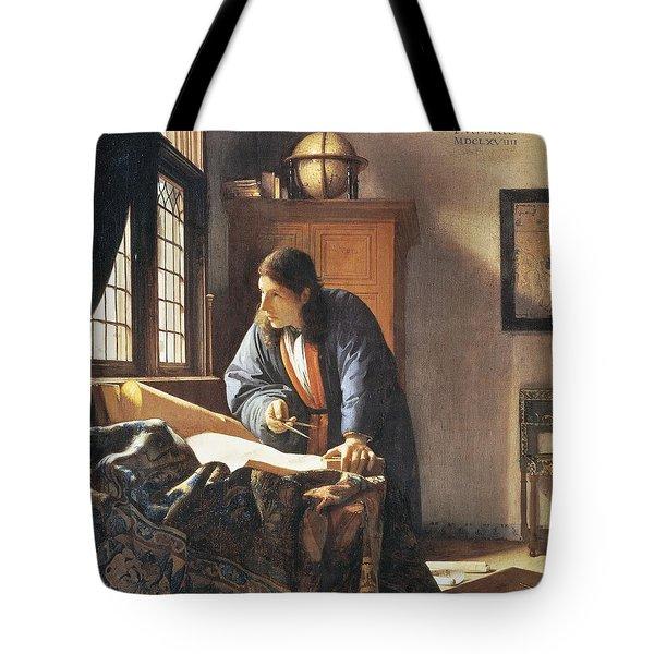 Geographer, 1669  Tote Bag