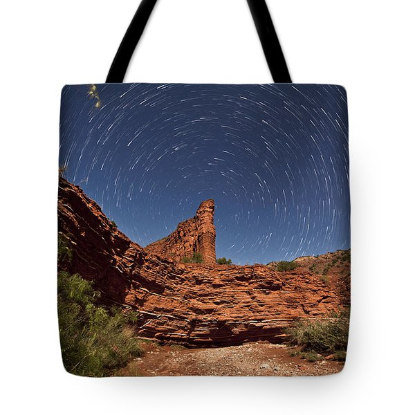 Geology And Space Tote Bag