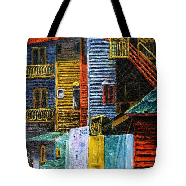 Geometric Colours I Tote Bag
