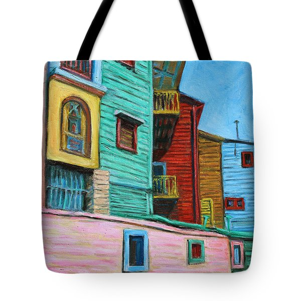 Geometric Colours II Tote Bag