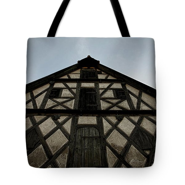 Geometry 202 Tote Bag by Joanna Madloch