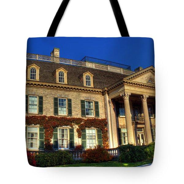 George Eastman House Hdr Tote Bag by Tim Buisman