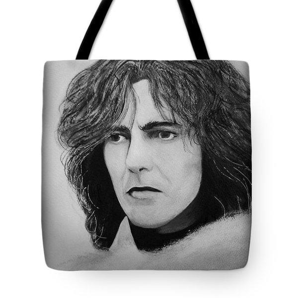 George Harrison Tote Bag