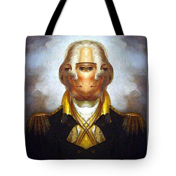 George-washington 2 Tote Bag