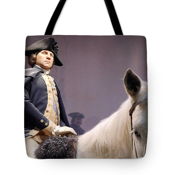 George Washington  Tote Bag by Richard Reeve