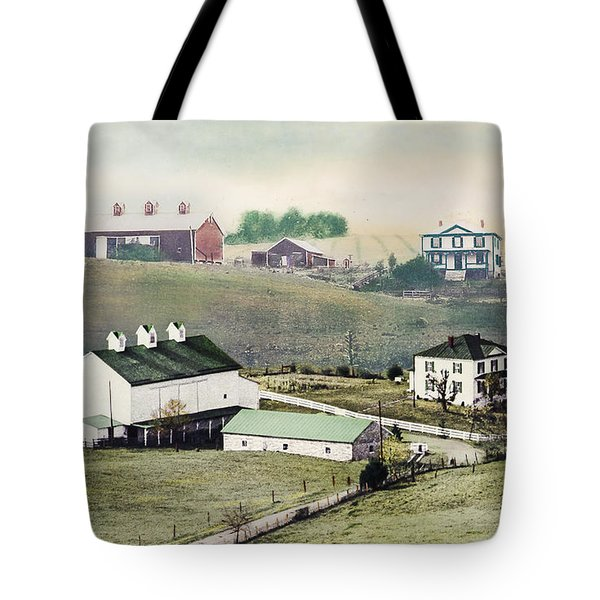 Georges Farm Tote Bag